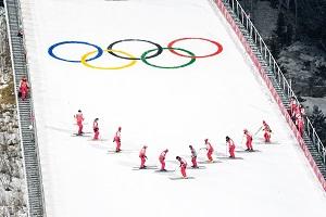 Спор о трансляции Олимпиады в Корее