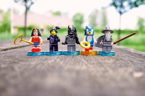 Lego побеждает в Китае