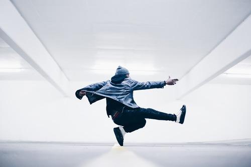 Защита танца-мема
