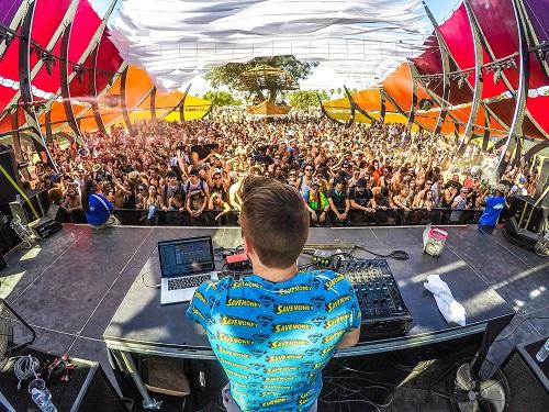 Фестиваль Coachella нарушает антимонопольный закон