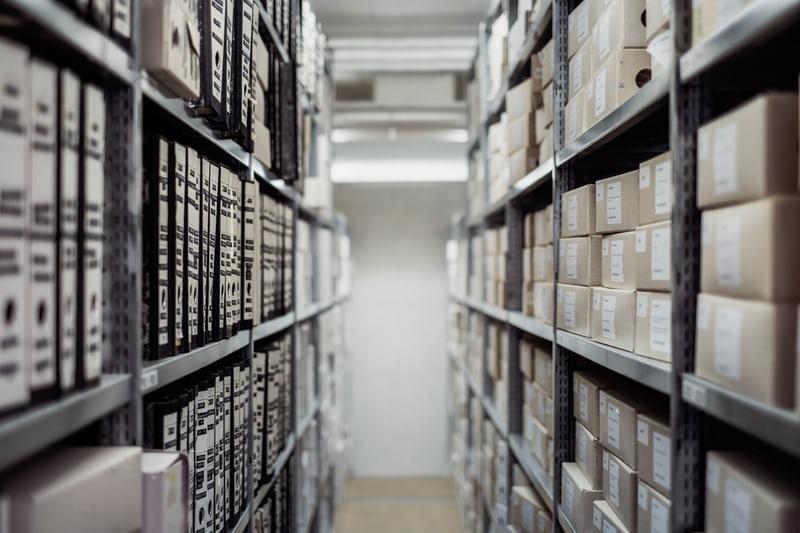 Крупнейший в мире архив интернета