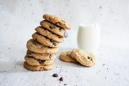 Вид и форма печенья нарушает товарный знак