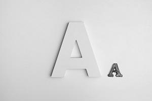 Авторское право на шрифт