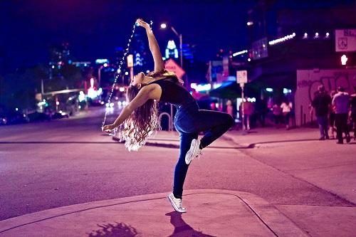 Авторское право на танец Single Lady