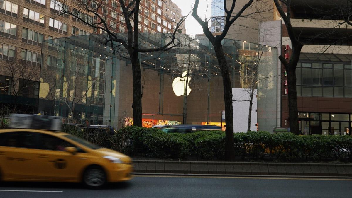Apple отменил регистрацию