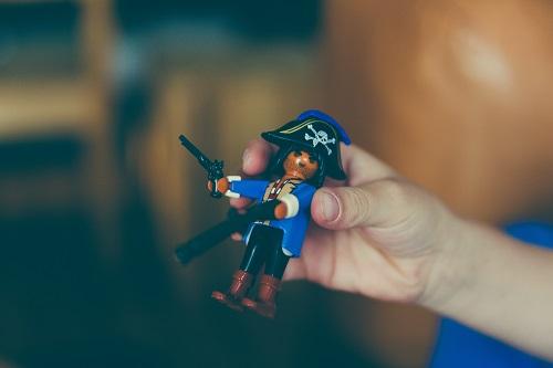 Пиратская музыка в игре Roblox